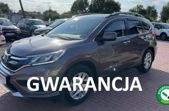 Honda CR-V Gwarancja, Serwis