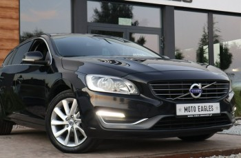 "Volvo V60 |PIĘKNE VOLVO |Przepiękny kolor | el.fotele, skóra, SUMUM ""KLIKNIJ"""