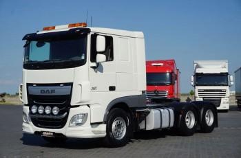 DAF / 106 / 510 / 6 X 4 / ACC / EURO 6 / DMC 61 000 KG HYDRAULIKA