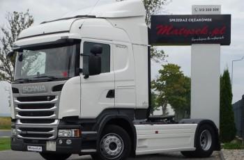 Scania R 410 / RETARDER / HIGHLINE / NAVI / EURO 6 /