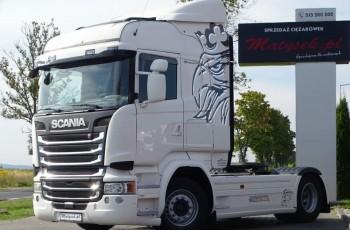 Scania SCANIA R 450 / HIGHLINE / RETARDER / EURO 6 /