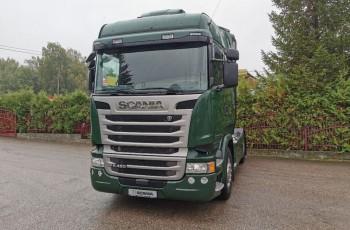 Scania R450LA4X2MNB Highline Crown Edition