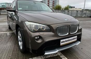 BMW X1 2.0d xDrive Automat Skóra PDC Panorama Harman KardonZarej w PL