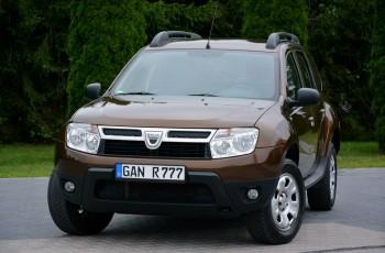 Dacia Duster 1.6i(105KM)+LPG Duża Navi Parktronik I Wł Reling ASO Dacia