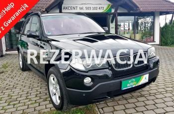 BMW X3 X3 + 4x4 + 150KM