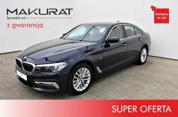 BMW 520 Vat 23%, PL Salon, xDrive, Bi-Xenon, Led, Skóry, El. fotele z pamiecią 4x2