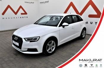 Audi A3 SalonPL, Vat23%, Automat , Bi-xenon, Klima 2 strefy, Podgrz.fotele, Led 4x2