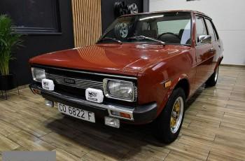 Fiat 131 SEAT131 klasyk 1430 bez rdzy 1977 fiat 131 PERFEKCYJNY zabytek 33000K