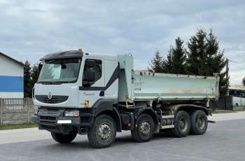 Renault KERAX 430 DXI / 8X4 /