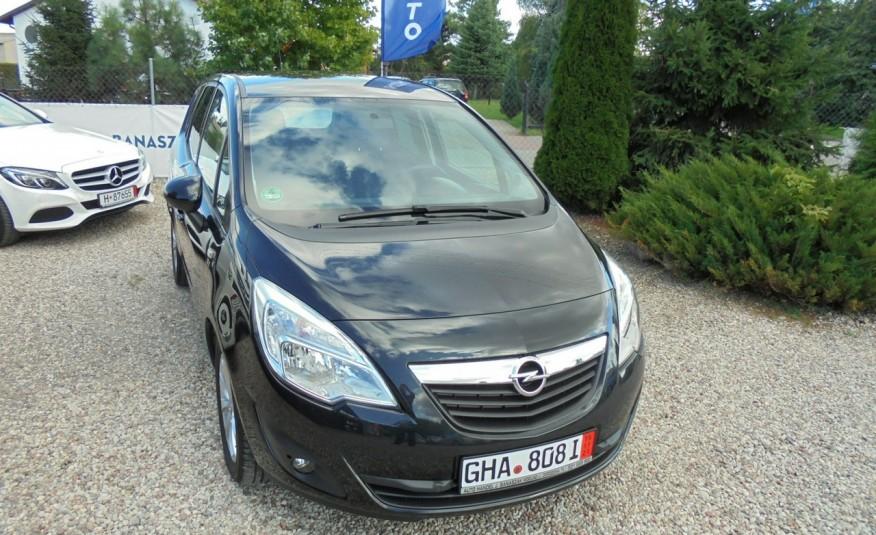 Opel Meriva Gwarancja przebiegu , opłacona , jeden właściciel , 1.4 benzyna-120KM zdjęcie 3