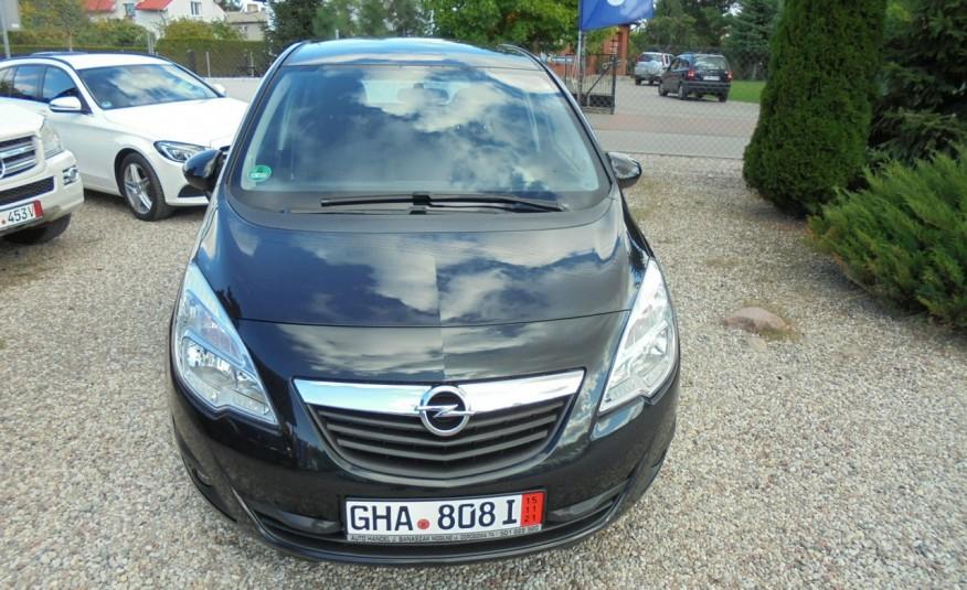 Opel Meriva Gwarancja przebiegu , opłacona , jeden właściciel , 1.4 benzyna-120KM zdjęcie 4