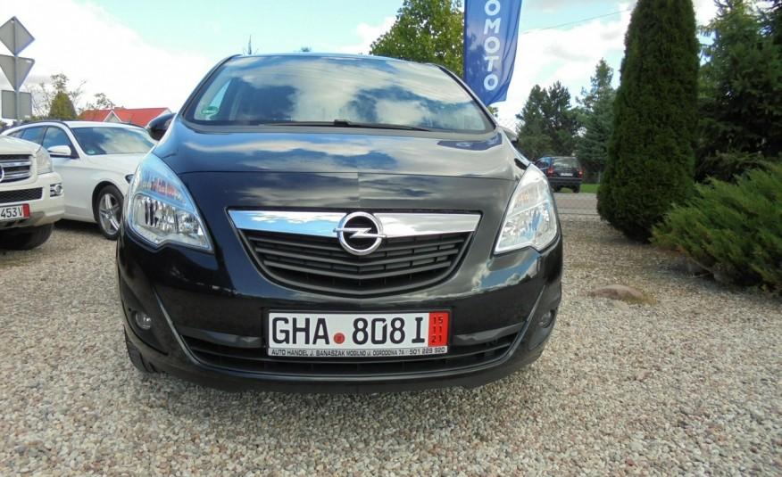 Opel Meriva Gwarancja przebiegu , opłacona , jeden właściciel , 1.4 benzyna-120KM zdjęcie 5