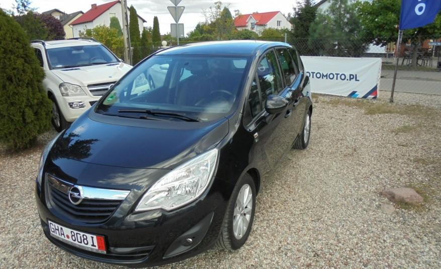 Opel Meriva Gwarancja przebiegu , opłacona , jeden właściciel , 1.4 benzyna-120KM zdjęcie 6