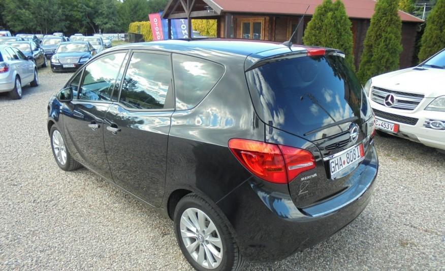 Opel Meriva Gwarancja przebiegu , opłacona , jeden właściciel , 1.4 benzyna-120KM zdjęcie 14