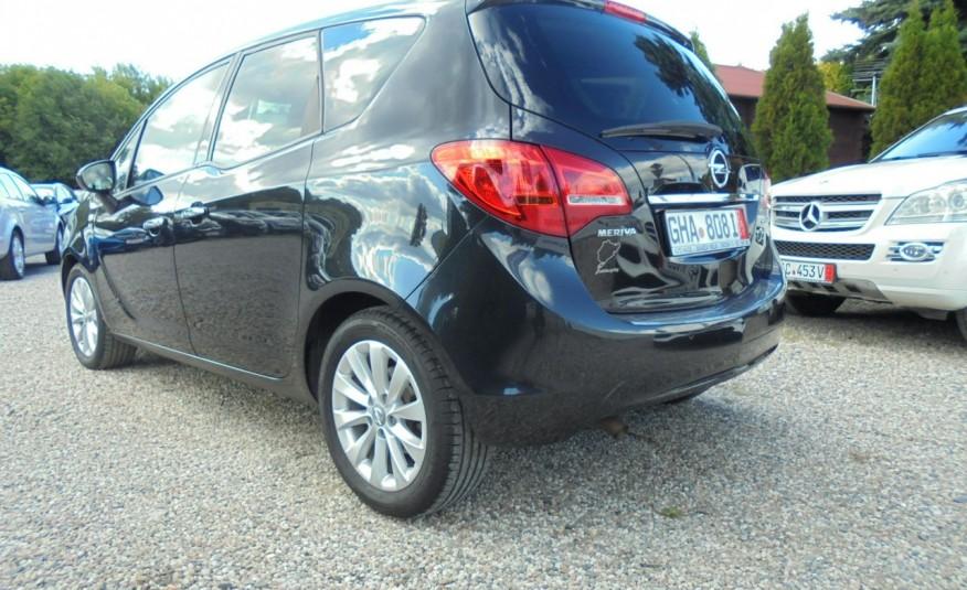 Opel Meriva Gwarancja przebiegu , opłacona , jeden właściciel , 1.4 benzyna-120KM zdjęcie 15