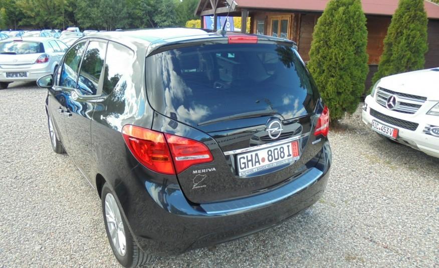 Opel Meriva Gwarancja przebiegu , opłacona , jeden właściciel , 1.4 benzyna-120KM zdjęcie 16