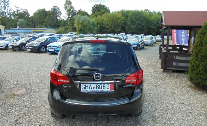 Opel Meriva Gwarancja przebiegu , opłacona , jeden właściciel , 1.4 benzyna-120KM zdjęcie 18