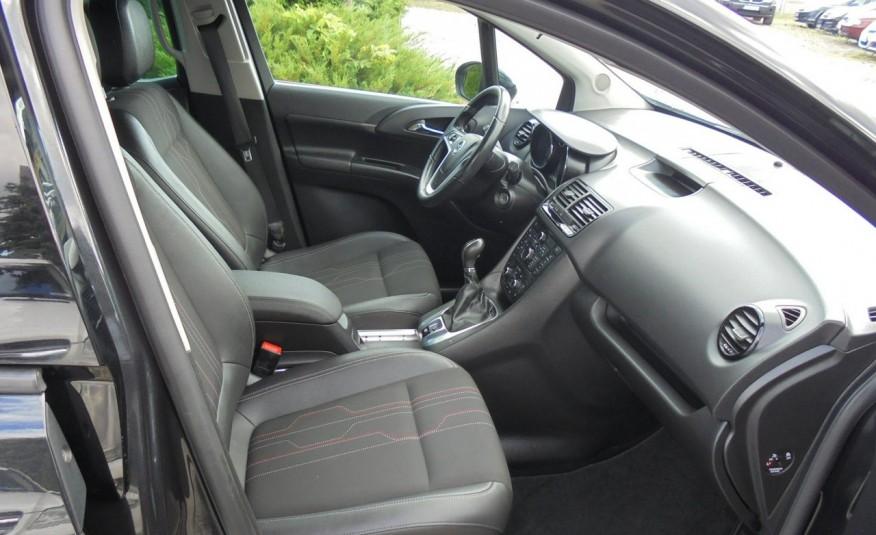 Opel Meriva Gwarancja przebiegu , opłacona , jeden właściciel , 1.4 benzyna-120KM zdjęcie 25