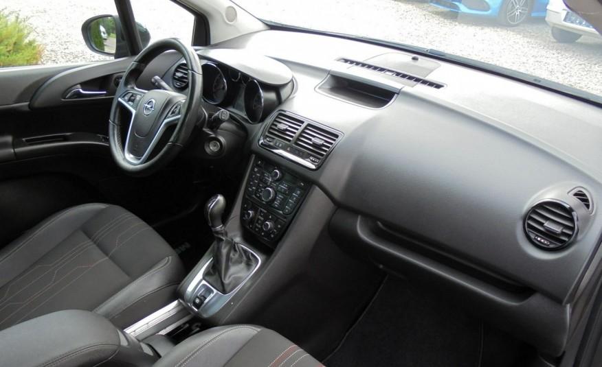 Opel Meriva Gwarancja przebiegu , opłacona , jeden właściciel , 1.4 benzyna-120KM zdjęcie 26