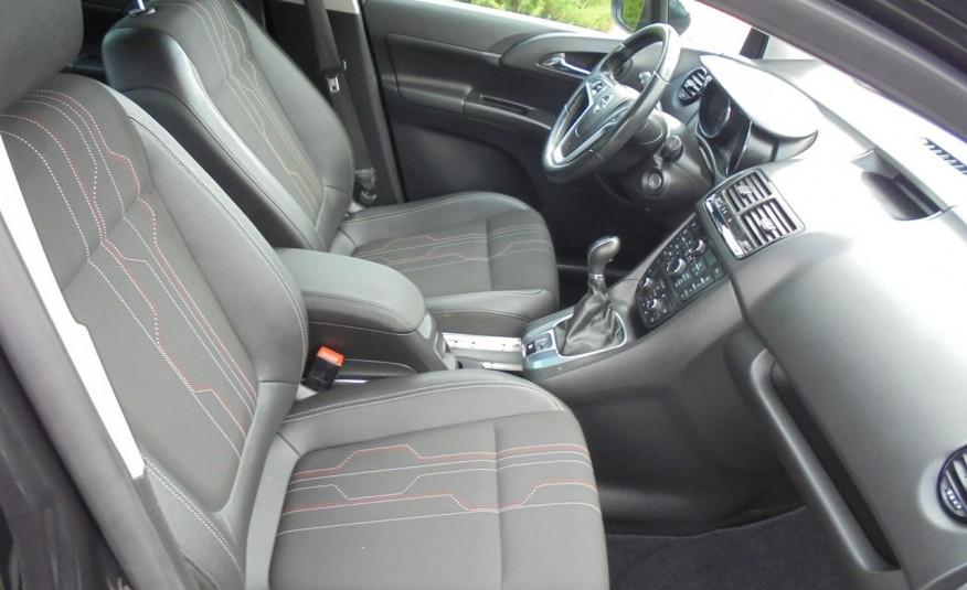 Opel Meriva Gwarancja przebiegu , opłacona , jeden właściciel , 1.4 benzyna-120KM zdjęcie 27