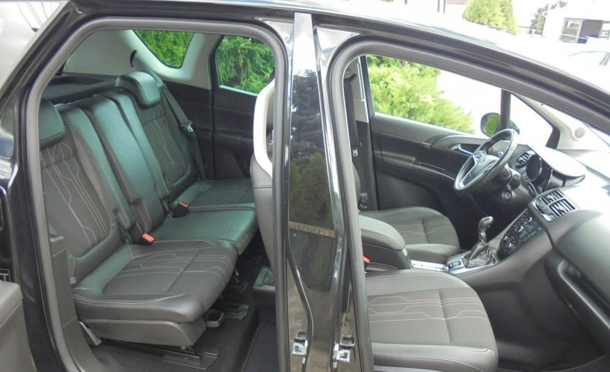 Opel Meriva Gwarancja przebiegu , opłacona , jeden właściciel , 1.4 benzyna-120KM zdjęcie 29