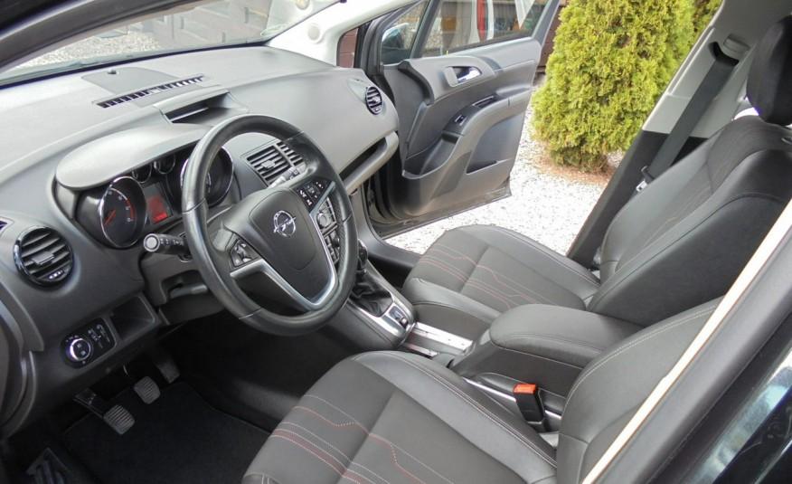 Opel Meriva Gwarancja przebiegu , opłacona , jeden właściciel , 1.4 benzyna-120KM zdjęcie 30