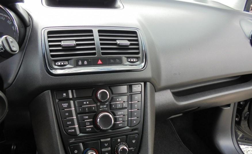 Opel Meriva Gwarancja przebiegu , opłacona , jeden właściciel , 1.4 benzyna-120KM zdjęcie 33