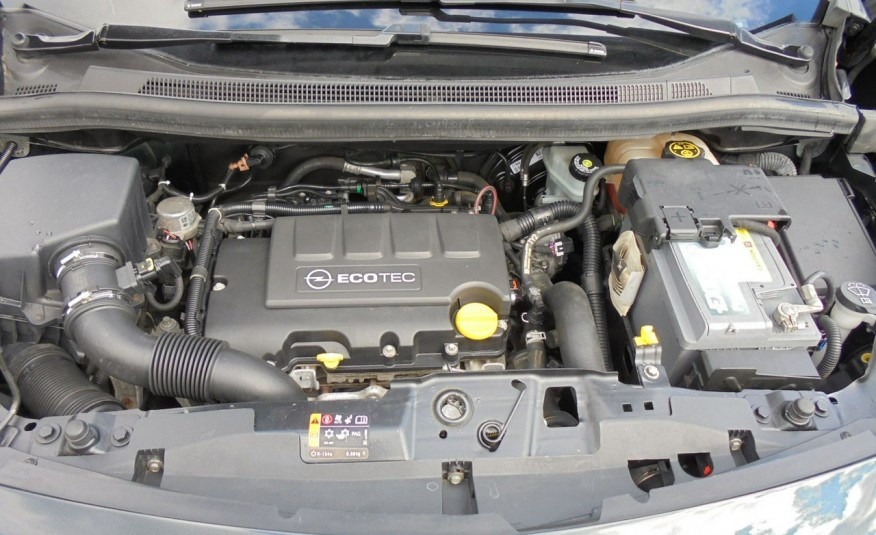 Opel Meriva Gwarancja przebiegu , opłacona , jeden właściciel , 1.4 benzyna-120KM zdjęcie 36