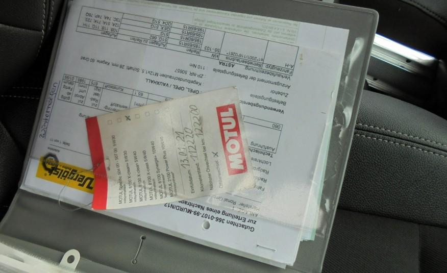 Opel Meriva Gwarancja przebiegu , opłacona , jeden właściciel , 1.4 benzyna-120KM zdjęcie 39