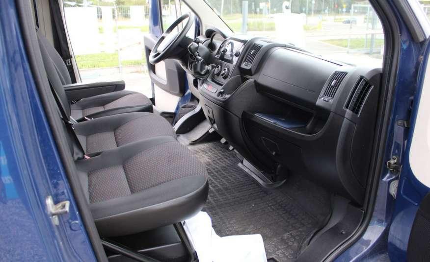 Peugeot Boxer F-Vat, Gwarancja, Salon Polska.9-osób F-VAT zdjęcie 11