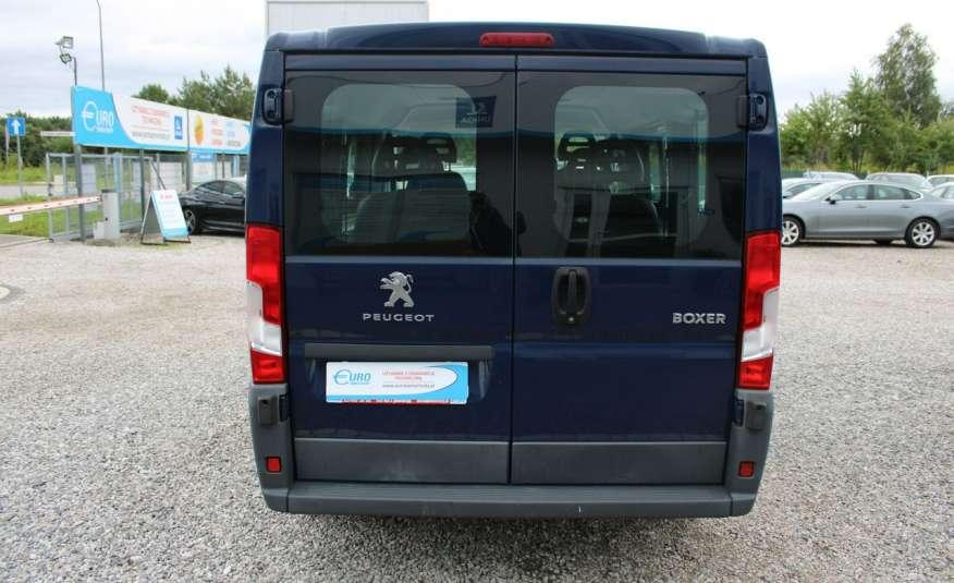Peugeot Boxer F-Vat, Gwarancja, Salon Polska.9-osób F-VAT zdjęcie 16