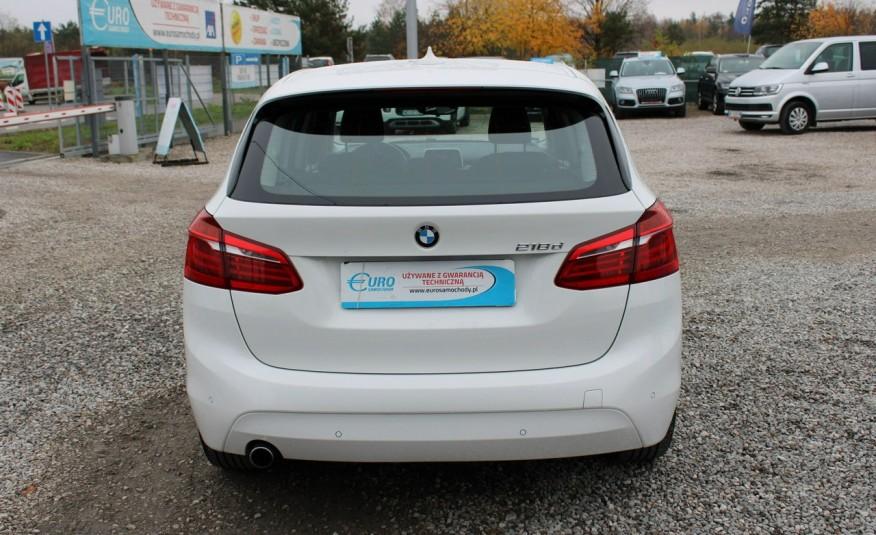 BMW 218 Salon, Gwarancja, Faktura vat, Automat. zdjęcie 11