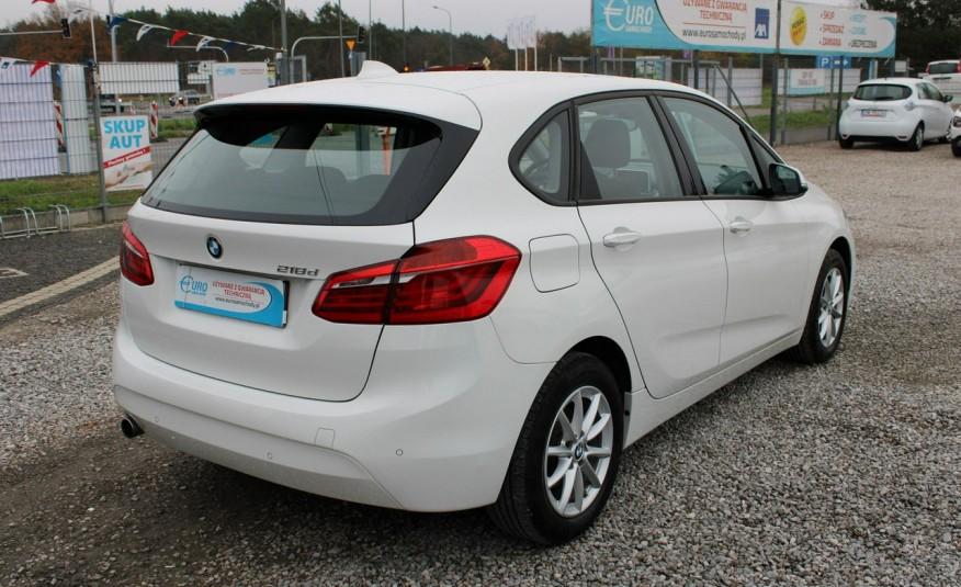 BMW 218 Salon, Gwarancja, Faktura vat, Automat. zdjęcie 16
