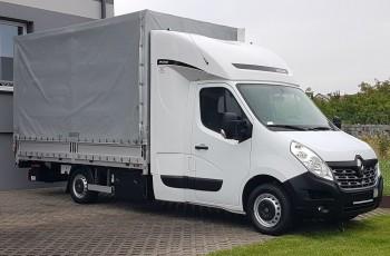 Renault Master WINDA SPANIE PLANDEKA FIRANKA KLIMA WEBASTO SKRZYNIA ŁADUNKOWA