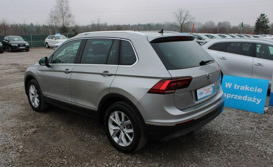 Volkswagen Tiguan F-Vat, Gwarancja, Salon PL, Automat.4x4, Panorama, Highline, Skóra zdjęcie 6