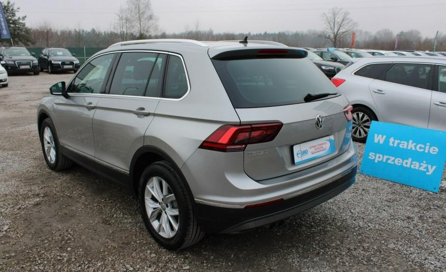 Volkswagen Tiguan F-Vat, Gwarancja, Salon PL, Automat.4x4, Panorama, Highline, Skóra zdjęcie 10