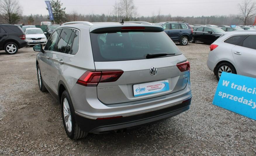 Volkswagen Tiguan F-Vat, Gwarancja, Salon PL, Automat.4x4, Panorama, Highline, Skóra zdjęcie 12