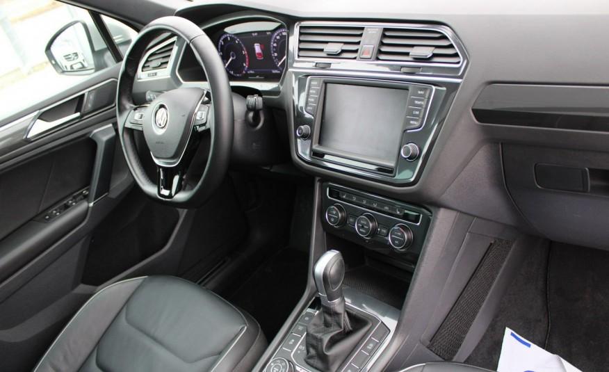 Volkswagen Tiguan F-Vat, Gwarancja, Salon PL, Automat.4x4, Panorama, Highline, Skóra zdjęcie 15