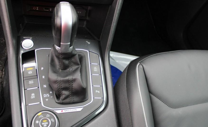 Volkswagen Tiguan F-Vat, Gwarancja, Salon PL, Automat.4x4, Panorama, Highline, Skóra zdjęcie 22