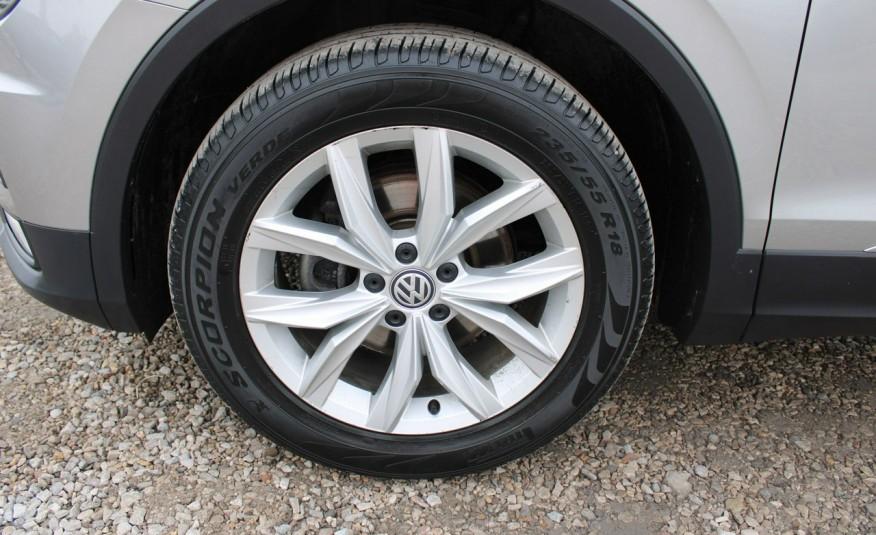 Volkswagen Tiguan F-Vat, Gwarancja, Salon PL, Automat.4x4, Panorama, Highline, Skóra zdjęcie 27