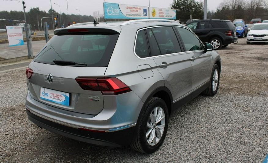Volkswagen Tiguan F-Vat, Gwarancja, Salon PL, Automat.4x4, Panorama, Highline, Skóra zdjęcie 29