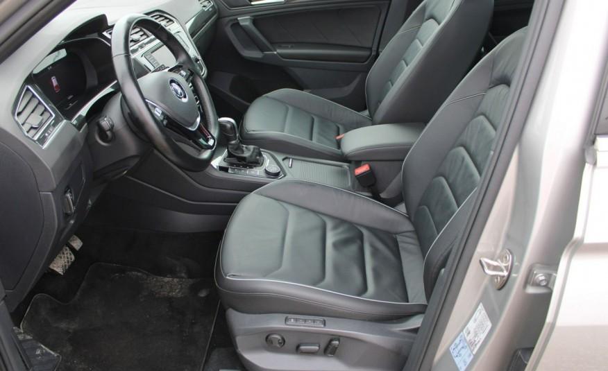 Volkswagen Tiguan F-Vat, Gwarancja, Salon PL, Automat.4x4, Panorama, Highline, Skóra zdjęcie 38