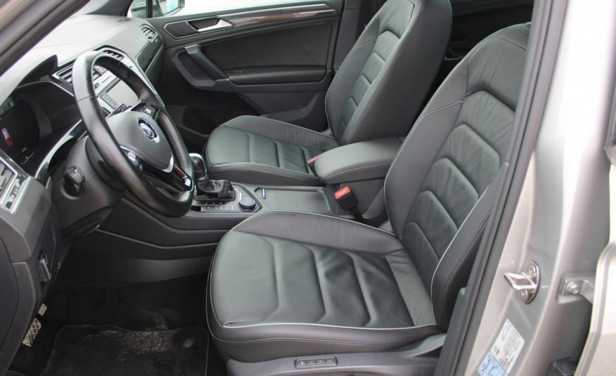 Volkswagen Tiguan F-Vat, Gwarancja, Salon PL, Automat.4x4, Panorama, Highline, Skóra zdjęcie 40