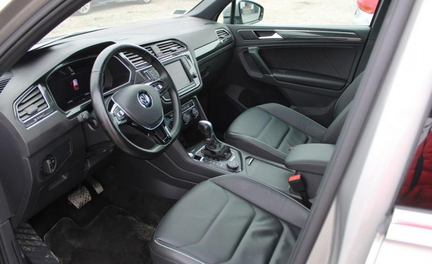 Volkswagen Tiguan F-Vat, Gwarancja, Salon PL, Automat.4x4, Panorama, Highline, Skóra zdjęcie 41