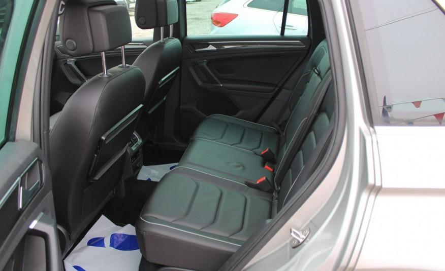 Volkswagen Tiguan F-Vat, Gwarancja, Salon PL, Automat.4x4, Panorama, Highline, Skóra zdjęcie 43