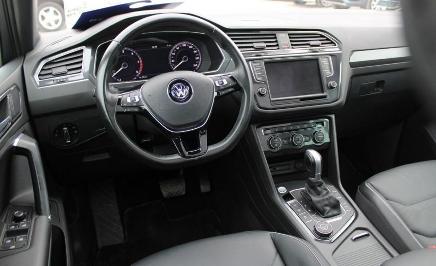 Volkswagen Tiguan F-Vat, Gwarancja, Salon PL, Automat.4x4, Panorama, Highline, Skóra zdjęcie 44