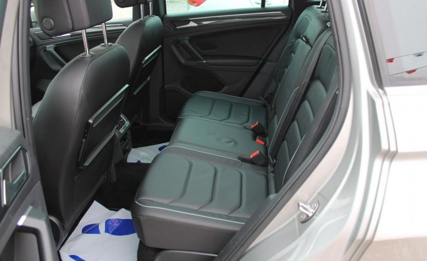 Volkswagen Tiguan F-Vat, Gwarancja, Salon PL, Automat.4x4, Panorama, Highline, Skóra zdjęcie 45