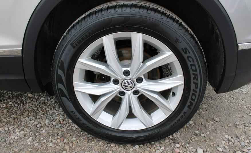 Volkswagen Tiguan F-Vat, Gwarancja, Salon PL, Automat.4x4, Panorama, Highline, Skóra zdjęcie 46