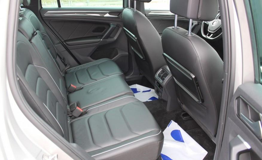 Volkswagen Tiguan F-Vat, Gwarancja, Salon PL, Automat.4x4, Panorama, Highline, Skóra zdjęcie 47