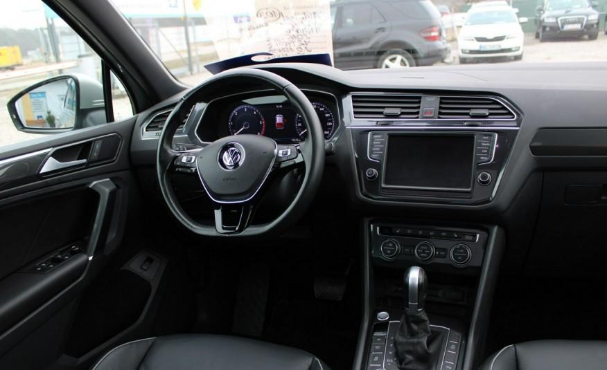 Volkswagen Tiguan F-Vat, Gwarancja, Salon PL, Automat.4x4, Panorama, Highline, Skóra zdjęcie 48